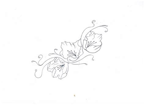 azalea flower tattoo designs 20 rhododendron designs