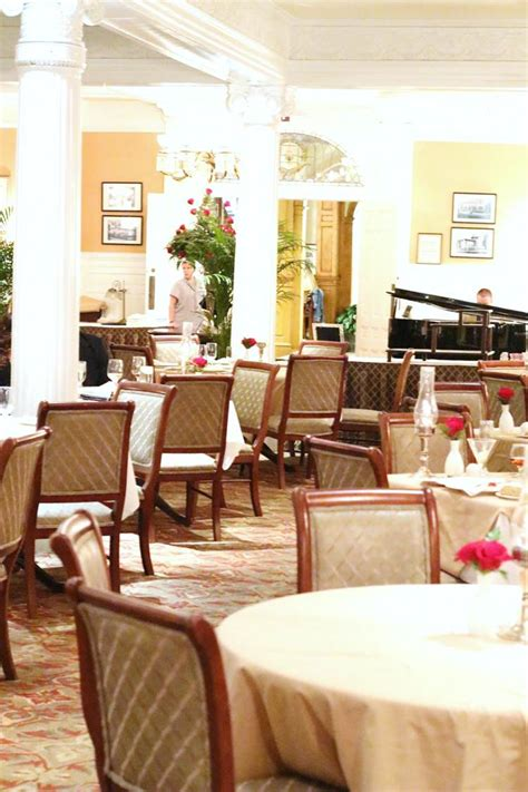 Jekyll Island Club Grand Dining Room by Anniversary Getaway At Jekyll Island Club Hotel