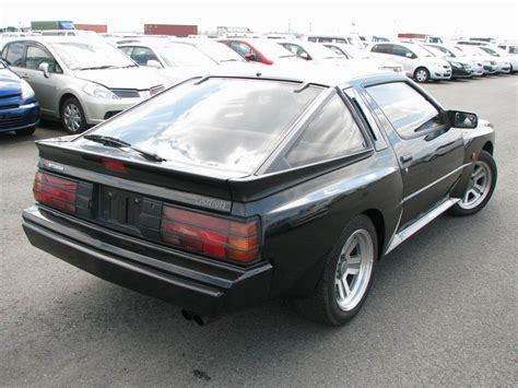 featured 1988 mitsubishi starion at j spec imports