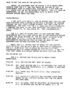 Investigation Report Writing Sample A Million Little Lies The Smoking Gun