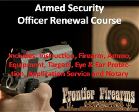 Security Officer License by Tennessee Armed Security Officer License Renewal 4 Hours