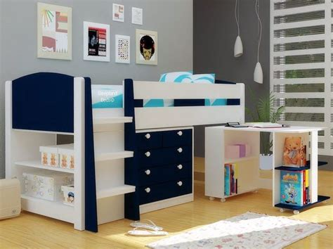 Mid Sleeper Beds For Boys by 1000 Ideas About Mid Sleeper With Storage On