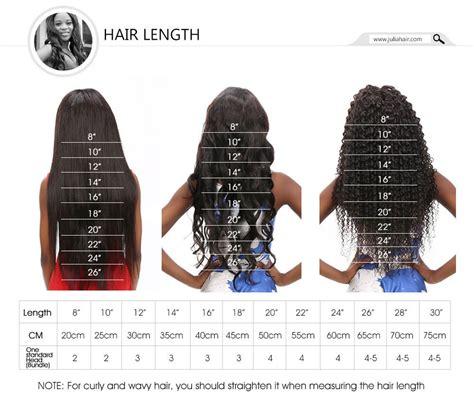 hair length after 30 julia 4 bundles brazilian virgin hair body wave hair