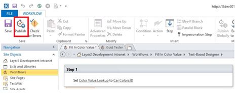 sharepoint workflow settings sharepoint integration how to keep existing sql foreign