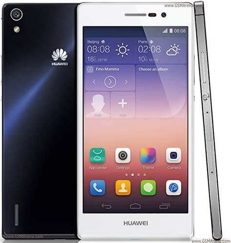 Hp Huawei Ascend P7 huawei ascend p7 pictures official photos