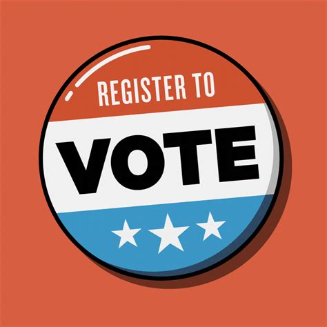 To Vote by Staff Today Is National Voter Registration Day