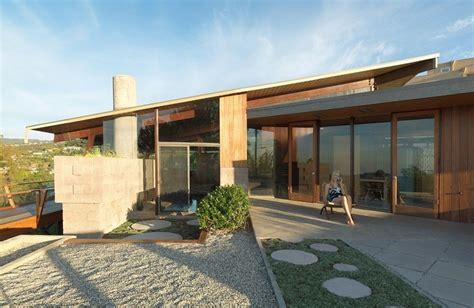 casas modernas planta baja casa de co el estilo contempor 225 neo m 225 s natural