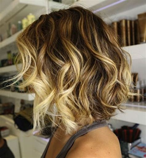 how to do an ombre with medium length hair shoulder length ombr 233 hair medium length and bobs