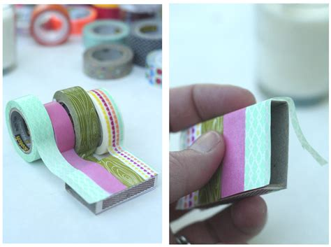 How To Decorate A Box by Diy Washi And Image Transfer Candles Dear Handmade