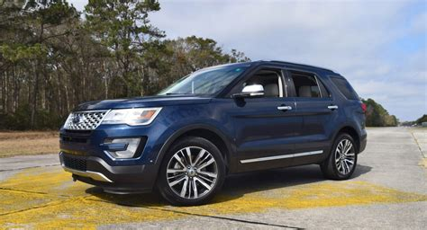 2017 ford explorer platinum 2017 ford explorer platinum 4x4 hd road test review