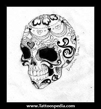 what does a rose and skull tattoo symbolize sugar 20skull 20rose 20tattoo 20meaning 201 sugar skull
