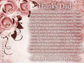 thank you letter to dad on father s day thanks dad miss you every single day a letter from a thank you letter to my dad on father s day change it