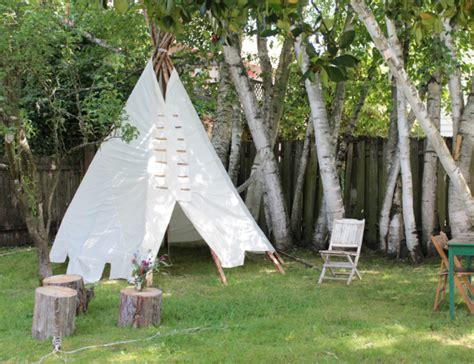 teepee diy 48 teepee plans that can be an inspiration for your next project patterns hub