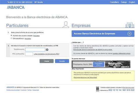 banca electronica de abanca la banca m 243 vil de abanca encabeza las valoraciones de los