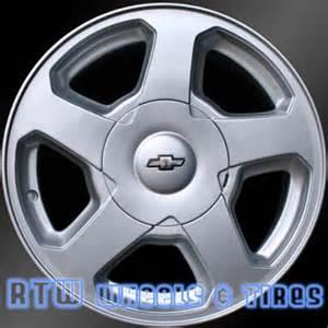 chevy trailblazer wheels for sale 2002 2006 silver 5141