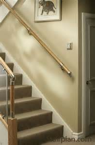 Wall Banister Rail by Wall Handrail Banister Rail Wooden Handrail Parts Richard