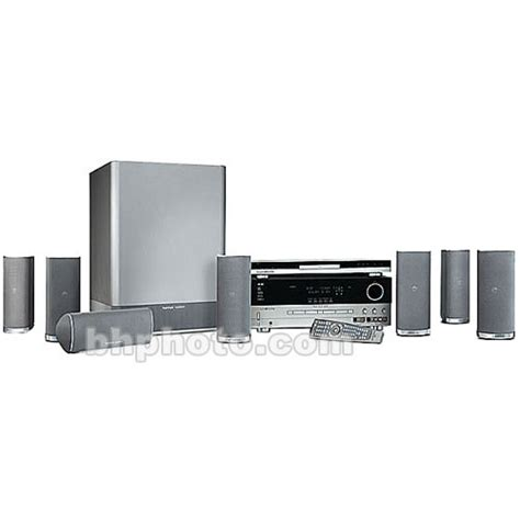 harman kardon cp 35 7 1 channel home theater system cp35 b h