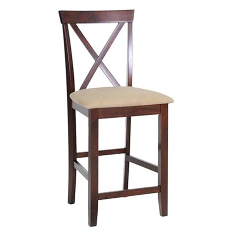 fabric counter stools with backs natalie 25 x back counter stool beige fabric seat