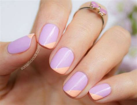 Easiest Nail Designs by 100 Amazing And Easy Nail Designs