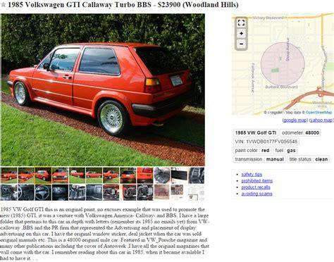 craigslist finds cars   year     bestride
