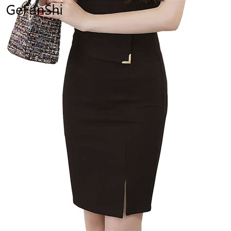 aliexpress headquarters aliexpress com buy plus size women office skirts s 5xl