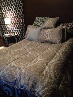 Ross Bedding Sets Blue Paisley Blissful Bedding Pinterest