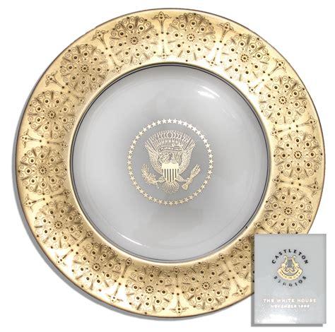 white house china lot detail stunning eisenhower white house used china 11 5 plate by castleton