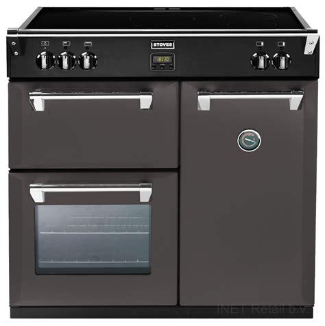 fornuis inductie stoves richmond 900 ei 90 cm fornuis met