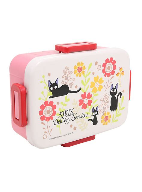 Floral Delivery Service by Studio Ghibli S Delivery Service Jiji Floral Bento