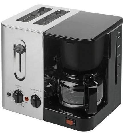 Coffee Maker Toaster Kalorik Bset 14239 Team Toaster Oven Amp Coffee Maker Combo