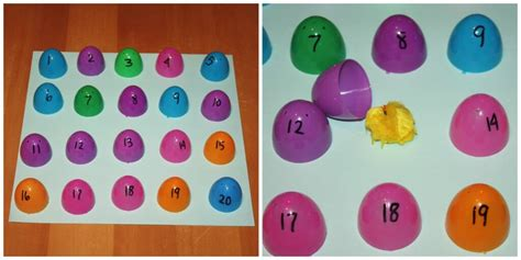 Find By Recognition Number Recognition Early Learning Math
