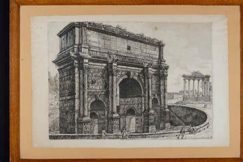 asta di roma luigi rossini 1790 1857 vedute di roma antiquariato
