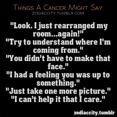cancer horoscope quotes for pinterest quotesgram