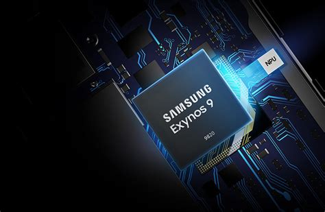 Samsung Galaxy S10 8k by Samsung S New Exynos 9820 Chip Supports 8k Recording And 2gbps Lte Soyacincau