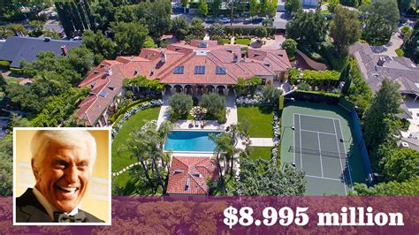 dick house encino estate has ties to dick van dyke recording studio