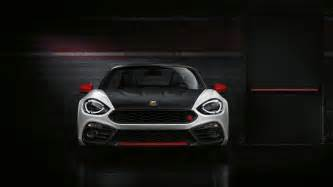 Fiat 124 Abarth Spider 2017 Fiat 124 Spider Abarth Wallpaper Hd Car Wallpapers