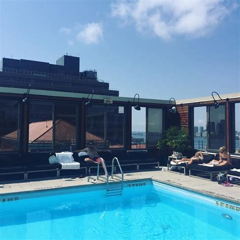 equinox printing house beat the heat at nyc s chicest pools