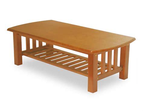 Mission Coffee Table Mission Coffee Table Oak By J M Furniture