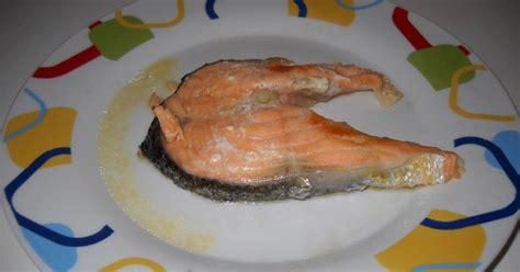 cucinare tranci di salmone al forno salmone al forno cucinare bene ricette di cucina