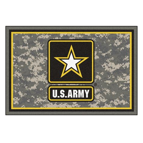 army rugs us army area rug 5 x 8