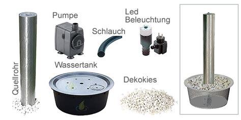 Len Großhandel Len Und Beleuchtung by Edelstahl Quells 228 Ule V4a 120 S10 Gartenbrunnen Revisage