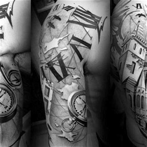 the 25 best men sleeve tattoos ideas on pinterest