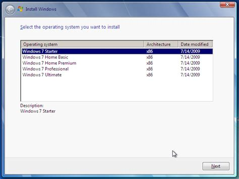 tutorial instal windows 7 starter windows 7 starter iso for clean install solved page 2