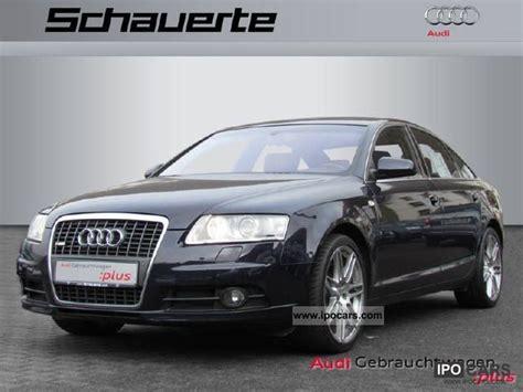 Audi A6 Navigation System by 2008 Audi A6 Saloon Heater Navigation System Xenon