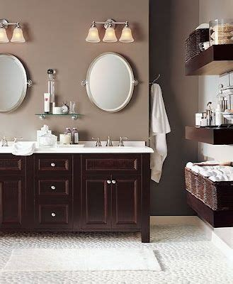 Taupe Colored Bathrooms by Shenandoah Taupe Favorite Paint Colors