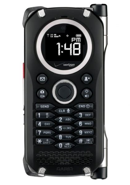 casio rugged phone casio g zone brigade rugged phone available on verizon today gsmdome