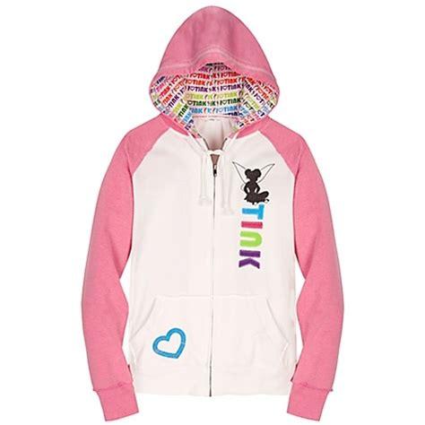 Why Me Raglan raglan sleeve tinker bell fleece hoodie for i