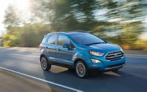 what is the new ford car ford ecosport 2017 india launch price specifications
