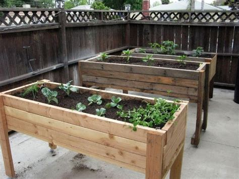 How To Build Planter Boxes For Vegetables by Your Victory Garden How You Can Reduce Your Food Budget