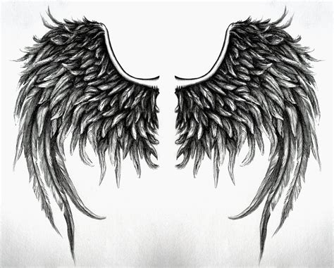 black and white angel wings tattoo designs 1000 ideas about black swan on swan